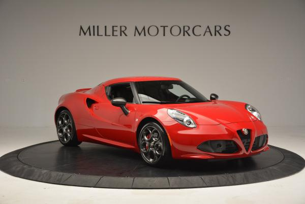 Used 2015 Alfa Romeo 4C for sale Sold at Aston Martin of Greenwich in Greenwich CT 06830 11