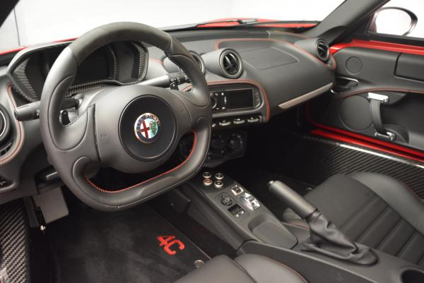 Used 2015 Alfa Romeo 4C for sale Sold at Aston Martin of Greenwich in Greenwich CT 06830 14