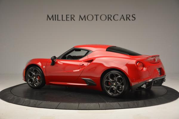 Used 2015 Alfa Romeo 4C for sale Sold at Aston Martin of Greenwich in Greenwich CT 06830 4