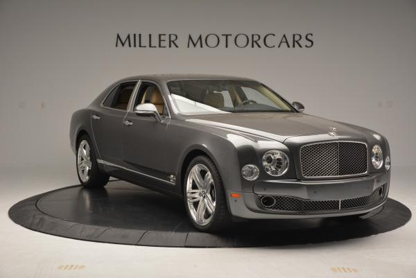 Used 2011 Bentley Mulsanne for sale Sold at Aston Martin of Greenwich in Greenwich CT 06830 11