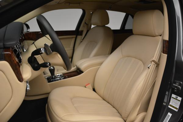 Used 2011 Bentley Mulsanne for sale Sold at Aston Martin of Greenwich in Greenwich CT 06830 17