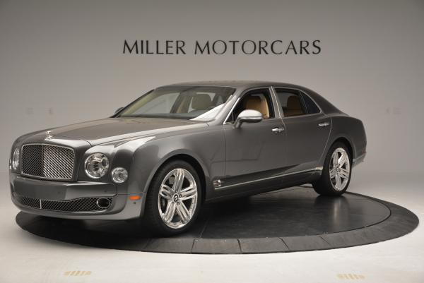 Used 2011 Bentley Mulsanne for sale Sold at Aston Martin of Greenwich in Greenwich CT 06830 2