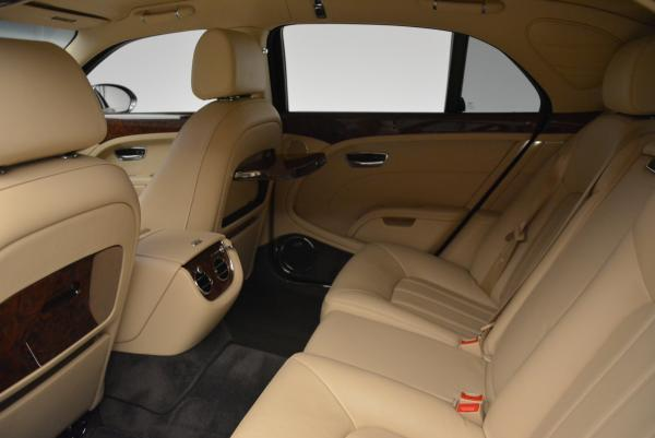 Used 2011 Bentley Mulsanne for sale Sold at Aston Martin of Greenwich in Greenwich CT 06830 20