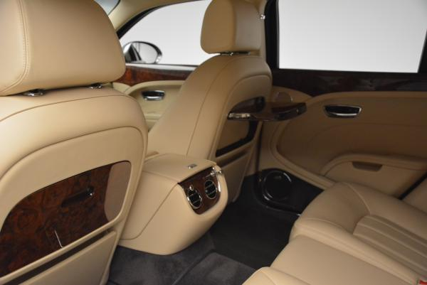 Used 2011 Bentley Mulsanne for sale Sold at Aston Martin of Greenwich in Greenwich CT 06830 21