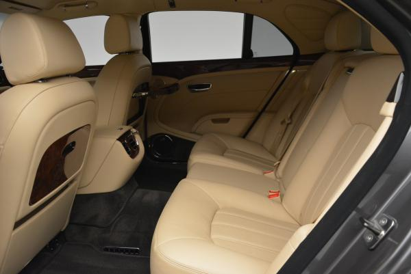 Used 2011 Bentley Mulsanne for sale Sold at Aston Martin of Greenwich in Greenwich CT 06830 22