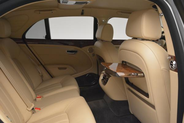 Used 2011 Bentley Mulsanne for sale Sold at Aston Martin of Greenwich in Greenwich CT 06830 26