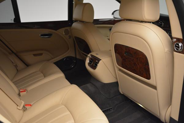 Used 2011 Bentley Mulsanne for sale Sold at Aston Martin of Greenwich in Greenwich CT 06830 28
