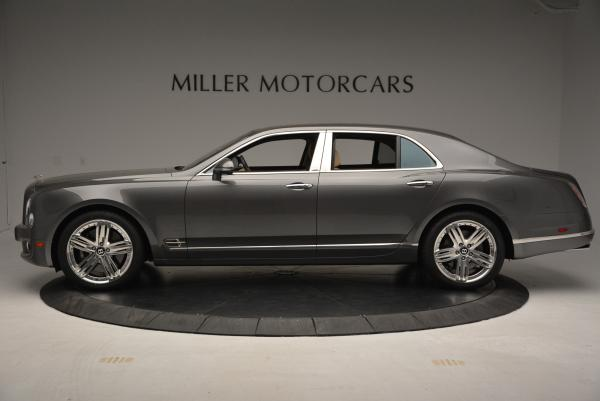 Used 2011 Bentley Mulsanne for sale Sold at Aston Martin of Greenwich in Greenwich CT 06830 3