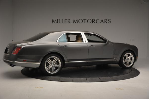 Used 2011 Bentley Mulsanne for sale Sold at Aston Martin of Greenwich in Greenwich CT 06830 7
