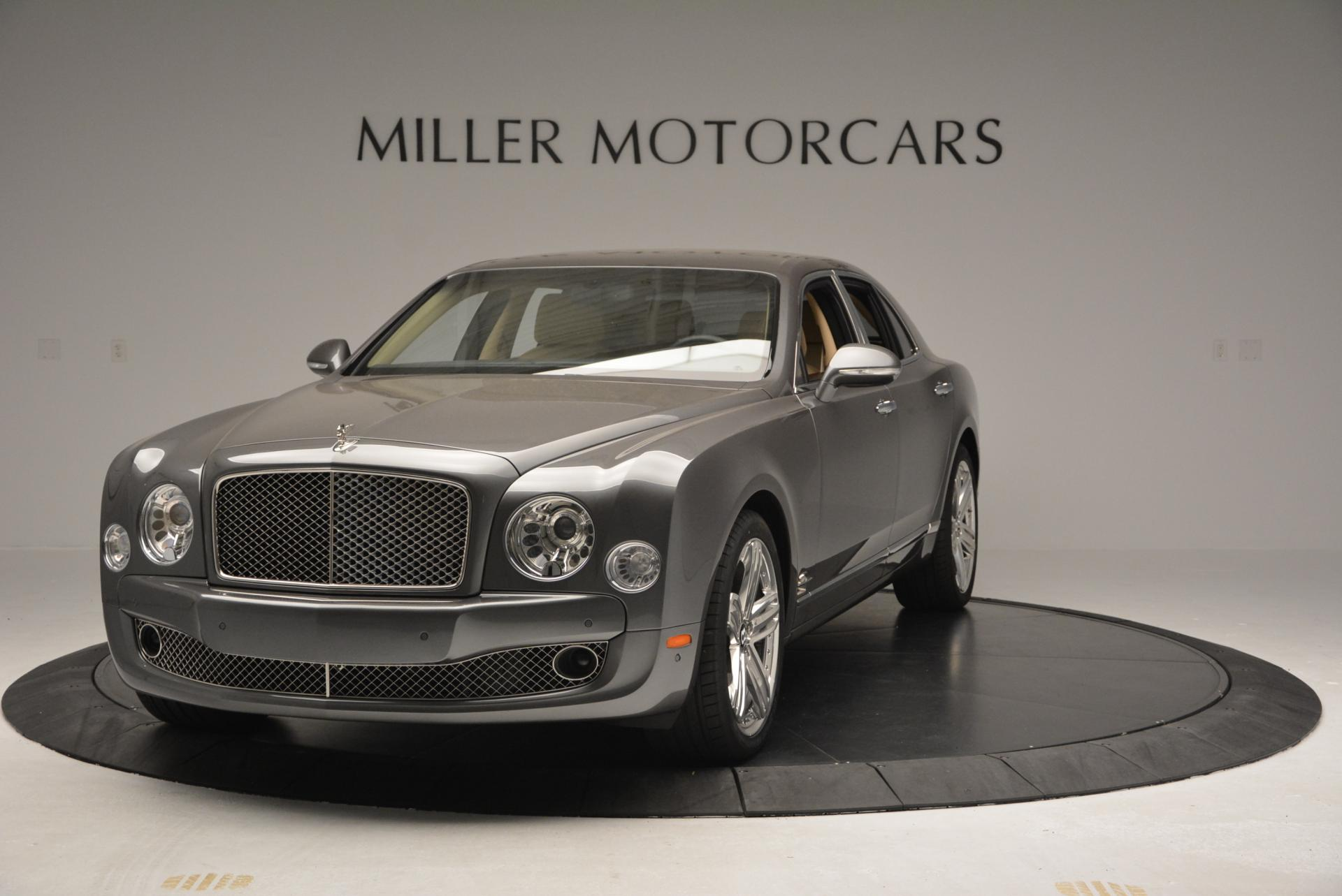 Used 2011 Bentley Mulsanne for sale Sold at Aston Martin of Greenwich in Greenwich CT 06830 1