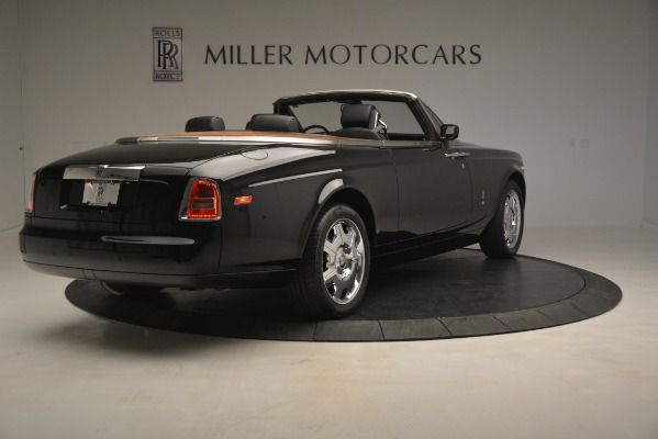 Used 2008 Rolls-Royce Phantom Drophead Coupe for sale Sold at Aston Martin of Greenwich in Greenwich CT 06830 11