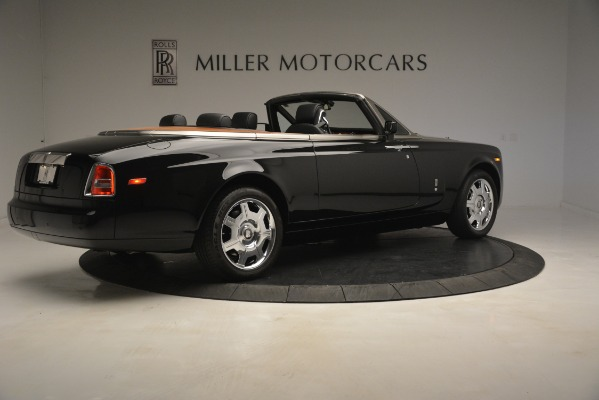 Used 2008 Rolls-Royce Phantom Drophead Coupe for sale Sold at Aston Martin of Greenwich in Greenwich CT 06830 12