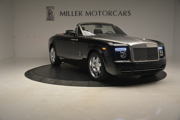 Used 2008 Rolls-Royce Phantom Drophead Coupe for sale Sold at Aston Martin of Greenwich in Greenwich CT 06830 16