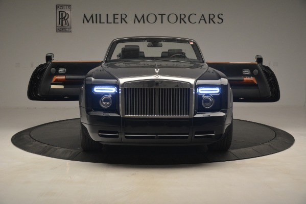 Used 2008 Rolls-Royce Phantom Drophead Coupe for sale Sold at Aston Martin of Greenwich in Greenwich CT 06830 17