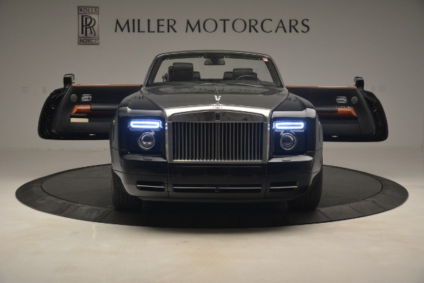 Used 2008 Rolls-Royce Phantom Drophead Coupe for sale Sold at Aston Martin of Greenwich in Greenwich CT 06830 18