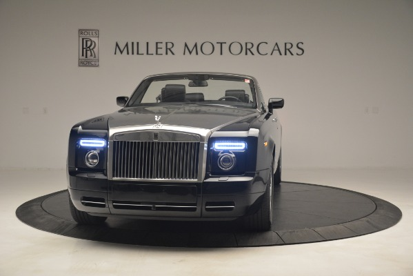 Used 2008 Rolls-Royce Phantom Drophead Coupe for sale Sold at Aston Martin of Greenwich in Greenwich CT 06830 2