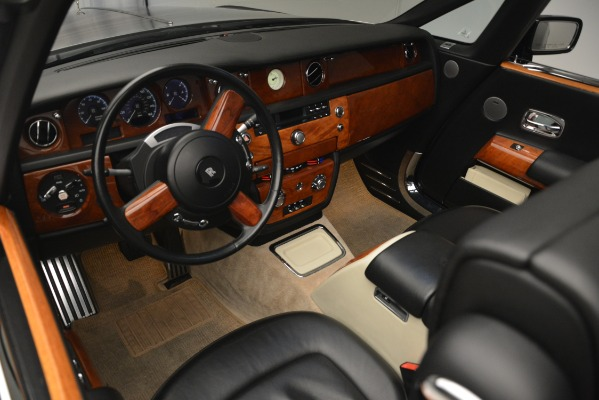 Used 2008 Rolls-Royce Phantom Drophead Coupe for sale Sold at Aston Martin of Greenwich in Greenwich CT 06830 22