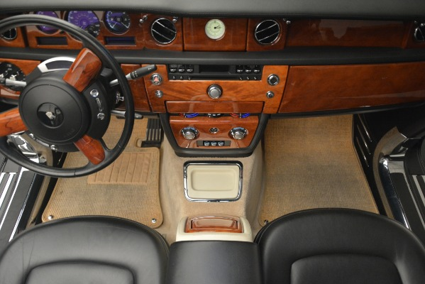 Used 2008 Rolls-Royce Phantom Drophead Coupe for sale Sold at Aston Martin of Greenwich in Greenwich CT 06830 23