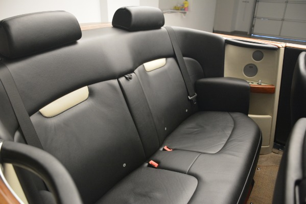 Used 2008 Rolls-Royce Phantom Drophead Coupe for sale Sold at Aston Martin of Greenwich in Greenwich CT 06830 24
