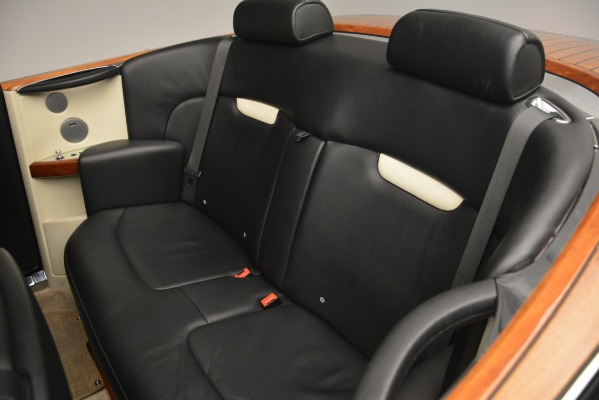 Used 2008 Rolls-Royce Phantom Drophead Coupe for sale Sold at Aston Martin of Greenwich in Greenwich CT 06830 25