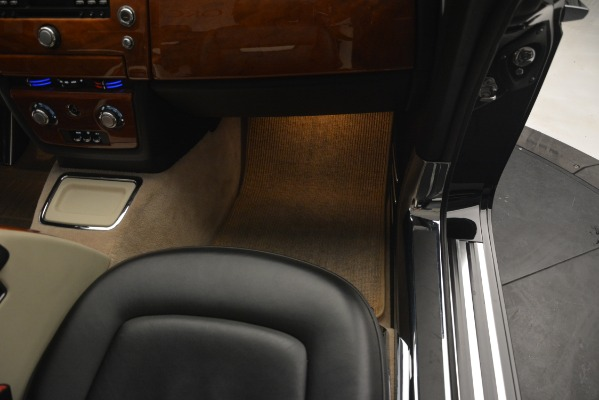 Used 2008 Rolls-Royce Phantom Drophead Coupe for sale Sold at Aston Martin of Greenwich in Greenwich CT 06830 26