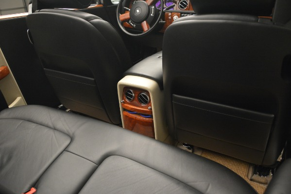 Used 2008 Rolls-Royce Phantom Drophead Coupe for sale Sold at Aston Martin of Greenwich in Greenwich CT 06830 28