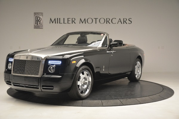 Used 2008 Rolls-Royce Phantom Drophead Coupe for sale Sold at Aston Martin of Greenwich in Greenwich CT 06830 3