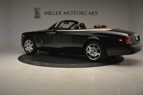 Used 2008 Rolls-Royce Phantom Drophead Coupe for sale Sold at Aston Martin of Greenwich in Greenwich CT 06830 6