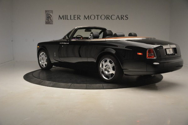 Used 2008 Rolls-Royce Phantom Drophead Coupe for sale Sold at Aston Martin of Greenwich in Greenwich CT 06830 7