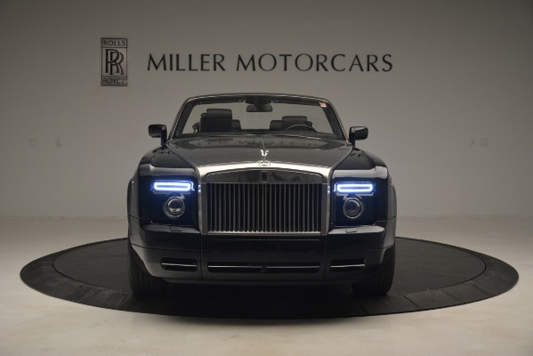 Used 2008 Rolls-Royce Phantom Drophead Coupe for sale Sold at Aston Martin of Greenwich in Greenwich CT 06830 8