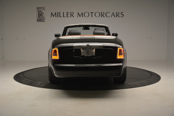 Used 2008 Rolls-Royce Phantom Drophead Coupe for sale Sold at Aston Martin of Greenwich in Greenwich CT 06830 9