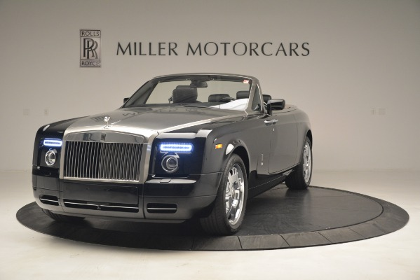 Used 2008 Rolls-Royce Phantom Drophead Coupe for sale Sold at Aston Martin of Greenwich in Greenwich CT 06830 1