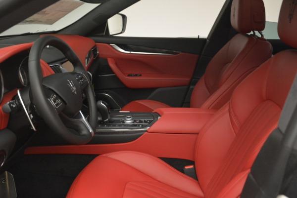 New 2019 Maserati Levante S Q4 GranLusso for sale Sold at Aston Martin of Greenwich in Greenwich CT 06830 14