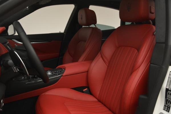 New 2019 Maserati Levante S Q4 GranLusso for sale Sold at Aston Martin of Greenwich in Greenwich CT 06830 15