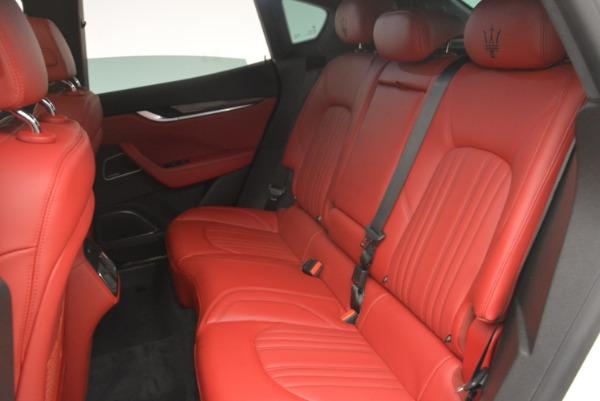 New 2019 Maserati Levante S Q4 GranLusso for sale Sold at Aston Martin of Greenwich in Greenwich CT 06830 18