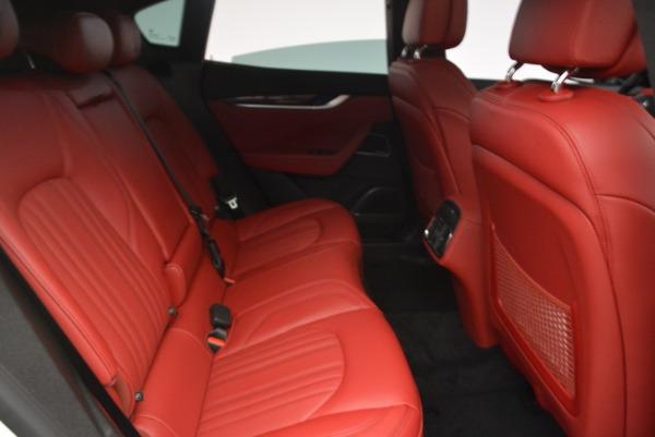 New 2019 Maserati Levante S Q4 GranLusso for sale Sold at Aston Martin of Greenwich in Greenwich CT 06830 21