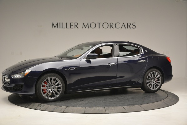 New 2019 Maserati Ghibli S Q4 for sale Sold at Aston Martin of Greenwich in Greenwich CT 06830 2