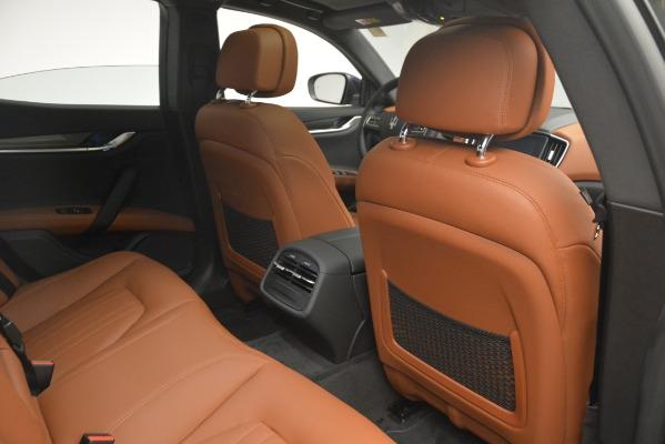New 2019 Maserati Ghibli S Q4 for sale Sold at Aston Martin of Greenwich in Greenwich CT 06830 27
