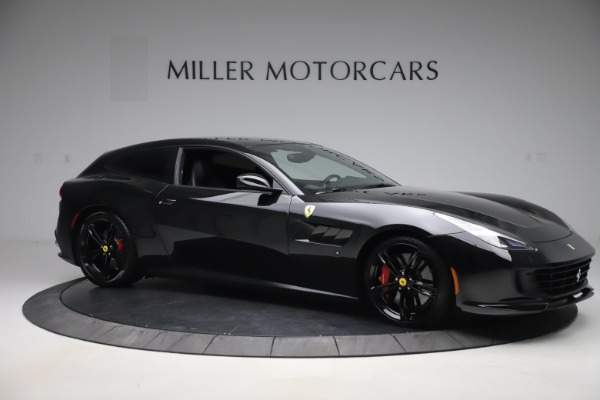 Used 2018 Ferrari GTC4Lusso for sale $209,900 at Aston Martin of Greenwich in Greenwich CT 06830 10