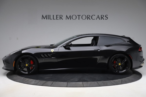 Used 2018 Ferrari GTC4Lusso for sale $209,900 at Aston Martin of Greenwich in Greenwich CT 06830 3