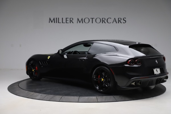 Used 2018 Ferrari GTC4Lusso for sale $209,900 at Aston Martin of Greenwich in Greenwich CT 06830 4