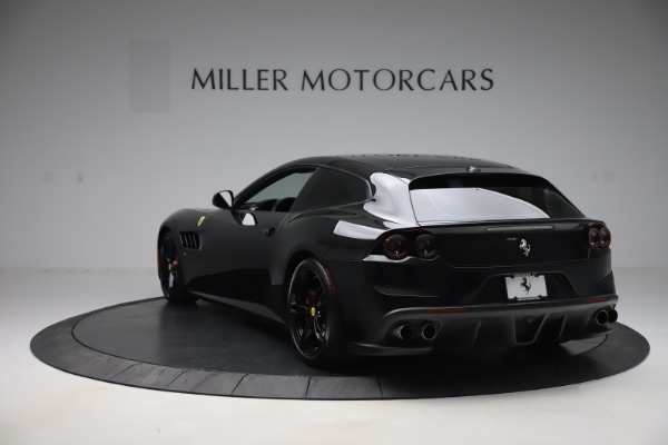 Used 2018 Ferrari GTC4Lusso for sale $209,900 at Aston Martin of Greenwich in Greenwich CT 06830 5