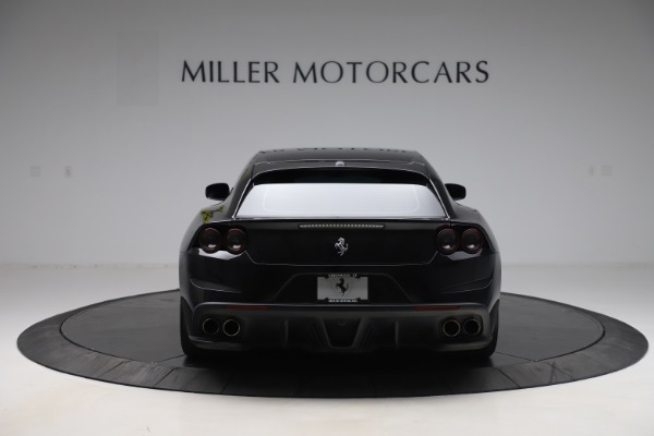 Used 2018 Ferrari GTC4Lusso for sale $209,900 at Aston Martin of Greenwich in Greenwich CT 06830 6