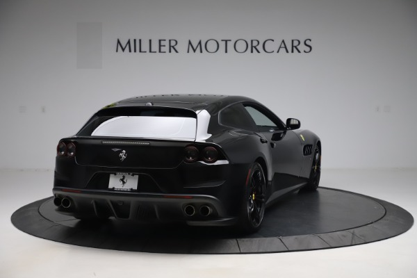 Used 2018 Ferrari GTC4Lusso for sale $209,900 at Aston Martin of Greenwich in Greenwich CT 06830 7