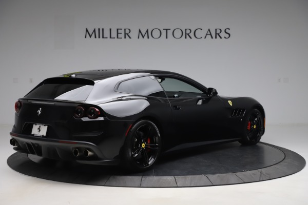 Used 2018 Ferrari GTC4Lusso for sale $209,900 at Aston Martin of Greenwich in Greenwich CT 06830 8