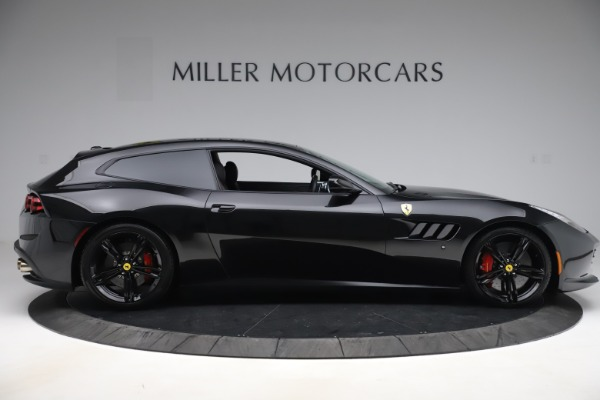 Used 2018 Ferrari GTC4Lusso for sale $209,900 at Aston Martin of Greenwich in Greenwich CT 06830 9