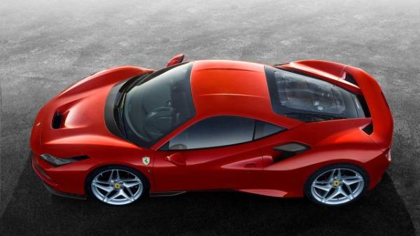 New 2021 Ferrari F8 Tributo for sale Call for price at Aston Martin of Greenwich in Greenwich CT 06830 2