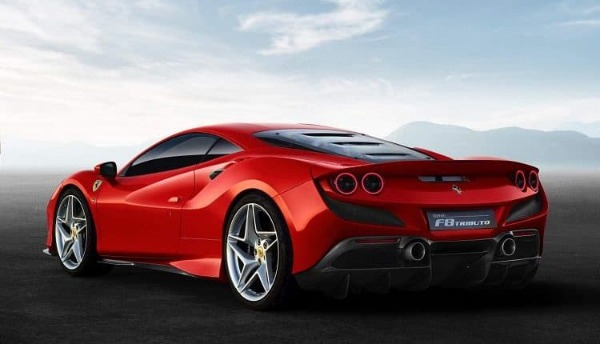 New 2020 Ferrari F8 Tributo for sale Call for price at Aston Martin of Greenwich in Greenwich CT 06830 3