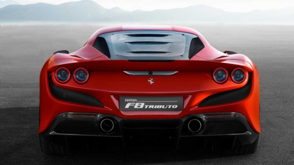 New 2020 Ferrari F8 Tributo for sale Call for price at Aston Martin of Greenwich in Greenwich CT 06830 5