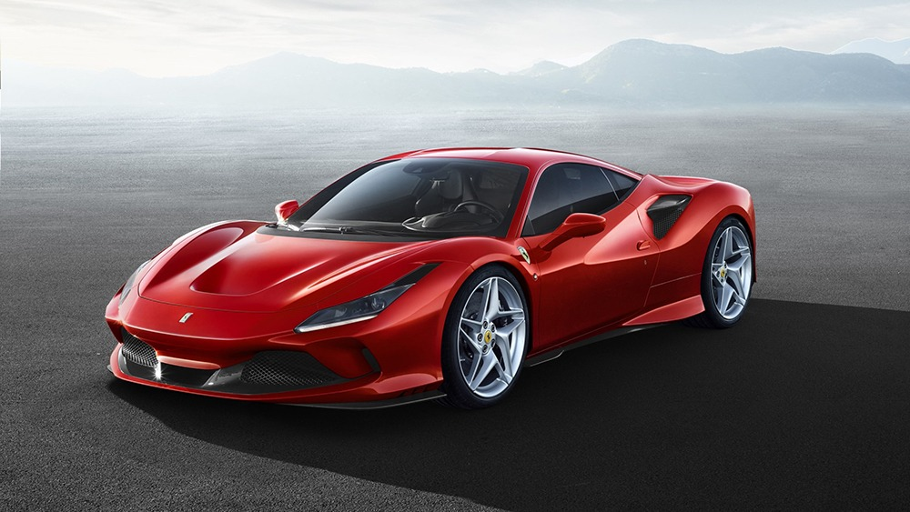 New 2021 Ferrari F8 Tributo for sale Call for price at Aston Martin of Greenwich in Greenwich CT 06830 1